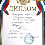 Диплом - Покрышко 2013